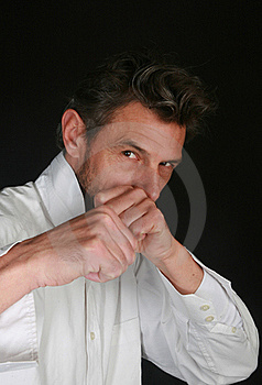 Man Fist Stock Image - Image: 16726691