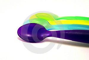 Baby Spoons Stock Photo - Image: 16732470