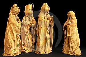 Three Kings Royalty Free Stock Photo - Image: 16737615