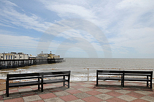 Hastings Pier, Sussex Stock Photo - Image: 16740450