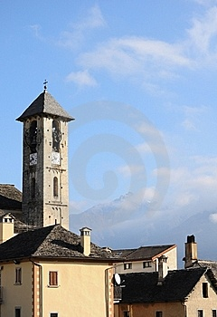 Old Bell Tower Royalty Free Stock Images - Image: 16744609