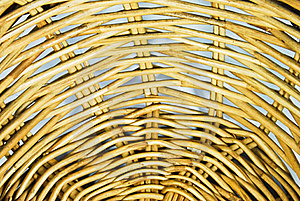 Pattern Of Weave Basket Royalty Free Stock Photo - Image: 16745075