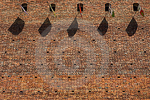 The Castle In Leczyca, Poland Stock Photography - Image: 16745512