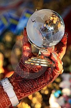 Glass Globe Stock Photos - Image: 16745903