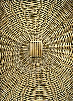 Wicker Basket Royalty Free Stock Image - Image: 16746886