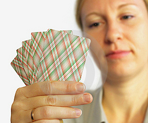 Cards Royalty Free Stock Photography - Image: 16752197