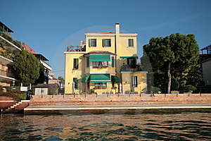 Venice Building Royalty Free Stock Images - Image: 16753259