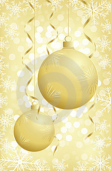 Illustration Contains The Image Of Christmas Royalty Free Stock Photography - Image: 16753417