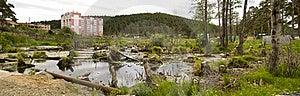 Bog Stock Photo - Image: 16756720