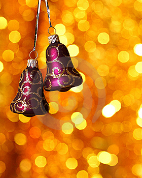 Christmas Bells Royalty Free Stock Photo - Image: 16758905