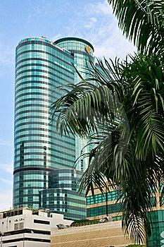 Business Centre, Bangkok, Thailand Stock Image - Image: 16764921