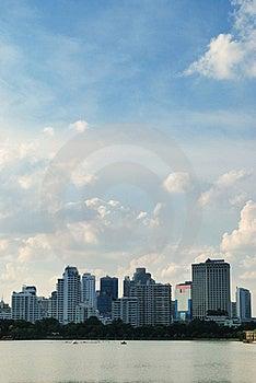 Bangkok City Scape Stock Image - Image: 16766171