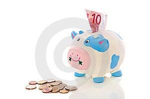 Colorful Piggybank Royalty Free Stock Photos - Image: 16767118