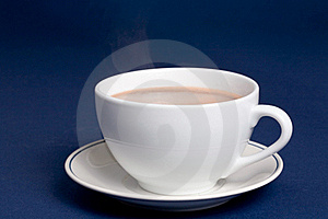 Steaming Hot Cocoa Stock Photography - Image: 16770172