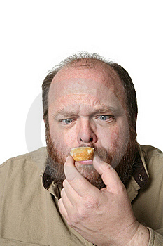 Diet Muffin Royalty Free Stock Photo - Image: 16770365