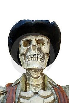 Skeleton Of The Criminal Royalty Free Stock Image - Image: 16782546