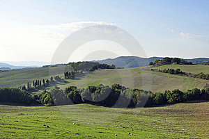 Tuscan Countryside Stock Photography - Image: 16784652