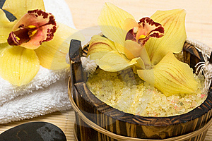Spa Essentials Stock Photos - Image: 16785343