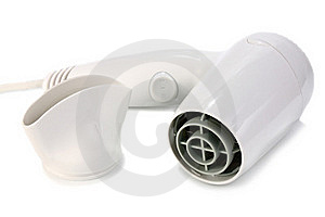 Hair Dryer Royalty Free Stock Image - Image: 16797826