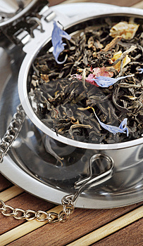 Black Scented Tea Stock Images - Image: 1681744