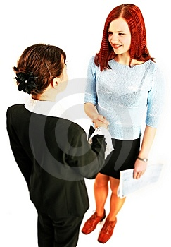 Busineswoman Stock Images