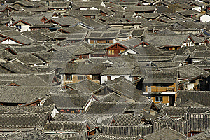 Old Town Of Lijiang Royalty Free Stock Image - Image: 16805056