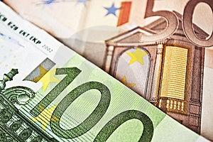 Money Macro Royalty Free Stock Images - Image: 16805359