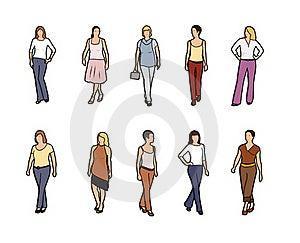 Women Stock Photography - Image: 16807482