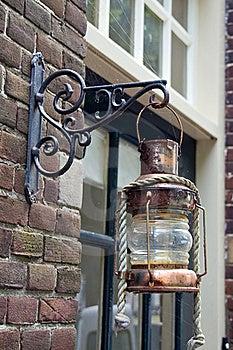 Hanging Lantern 2 Royalty Free Stock Photo - Image: 16807855