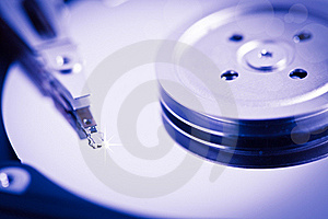 Hard Disk Drive Stock Photography - Image: 16808392