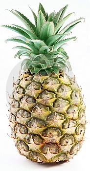 Large Ripe Pineapple. Stock Photography - Image: 16809642