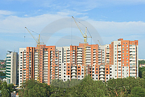 Construction Area Stock Images - Image: 16810434