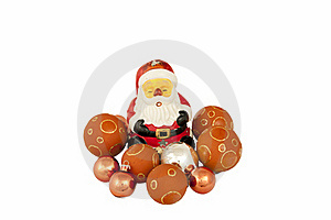 Santa Claus Royalty Free Stock Image - Image: 16810536
