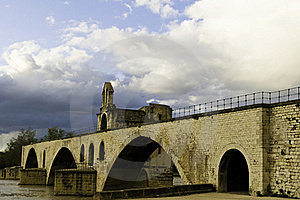 Pont D'Avignon In Avignon, France Royalty Free Stock Photos - Image: 16812258