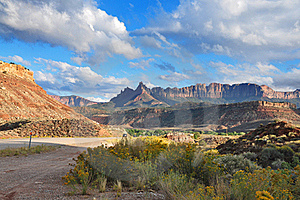 Zion Utah Stock Images - Image: 16813714