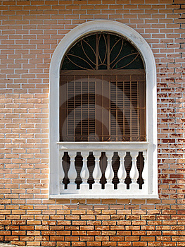 Old Window Royalty Free Stock Photos - Image: 16815838