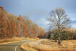 Autumn Storm Stock Photography - Image: 16816162