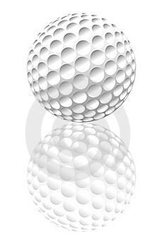 Golf Ball Royalty Free Stock Images - Image: 16817739