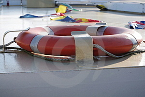 Life Buoy Ring Stock Images - Image: 16817764