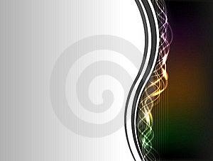 Plasma Frame Royalty Free Stock Images - Image: 16817849