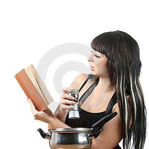 Women Cooking Stock Photography - Image: 16817932