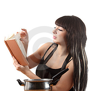 Women Cooking Stock Images - Image: 16817934