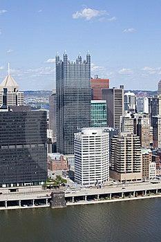Downtown Pittsburgh, Pennsylvania Stock Photo - Image: 16819750