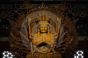 Goddess Of Mercy Stock Image - Image: 16820831