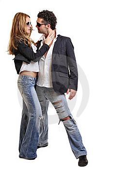 Passionate Couple Royalty Free Stock Images - Image: 16831749