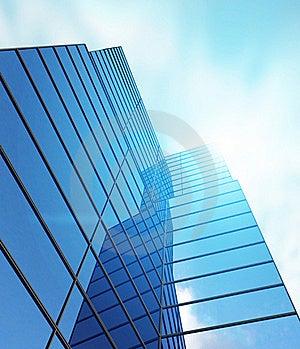 Skyscraper Royalty Free Stock Photos - Image: 16832788