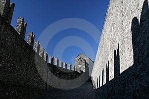 Belinzona Castles Stock Photography - Image: 16833892