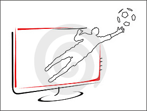 Live Lcd Art Royalty Free Stock Photo - Image: 16835315