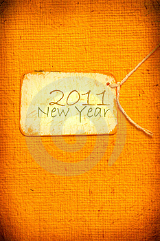 2011 Year Stock Images - Image: 16835474