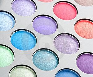 Eye Shadows Royalty Free Stock Image - Image: 16836146